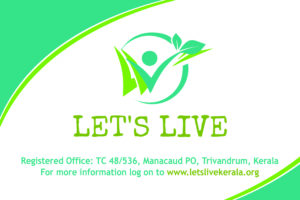Let's Live Nameboard